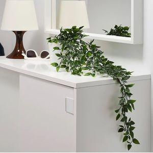 ikea // fake plant